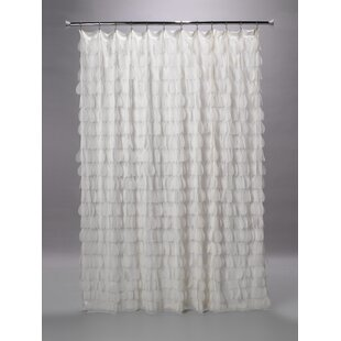 Chichi Petal Shower Curtain ByCouture Dreams
