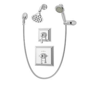 Symmons Canterbury Shower Faucet Trim with Lever Handle