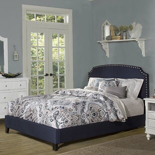 Look for Stewart Upholstered Panel Bed by Breakwater Bay Reviews (2019) & Buyer's Guide