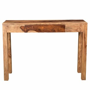Check Prices Spurlock Solid Wood Console Table ByMillwood Pines