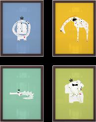 Kids' Framed Art