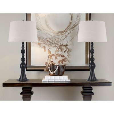 Oil Rubbed Bronze Table Lamps You Ll Love In 2019 Wayfair
