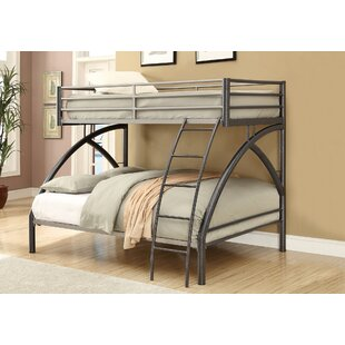 Read Reviews Alpert Contemporary Twin Over Full Bunk Configuration Bed ByHarriet Bee