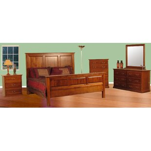 Lacluta Eastern King Panel Configurable Bedroom Set by Loon Peak