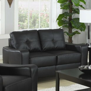 Kratochvil Loveseat by Ebern Designs Read Reviews