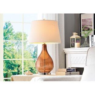 Almog Amber 29 Table Lamp