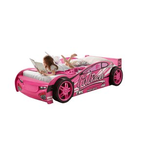Valeria Single Car Bed By Harriet Bee