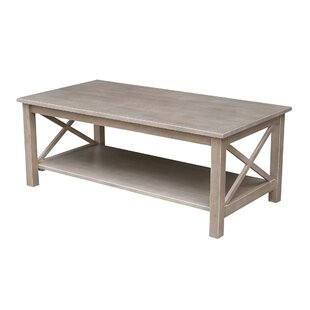 Affordable Price Gabby Coffee Table by Highland Dunes Reviews (2019) & Buyer's Guide