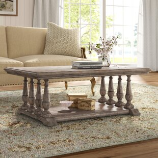 Otho Coffee Table with Storage by Three Posts