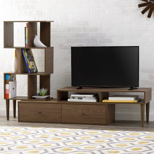 Great choice Oryana Entertainment Center for TVs up to 40 by Langley Street Reviews (2019) & Buyer's Guide