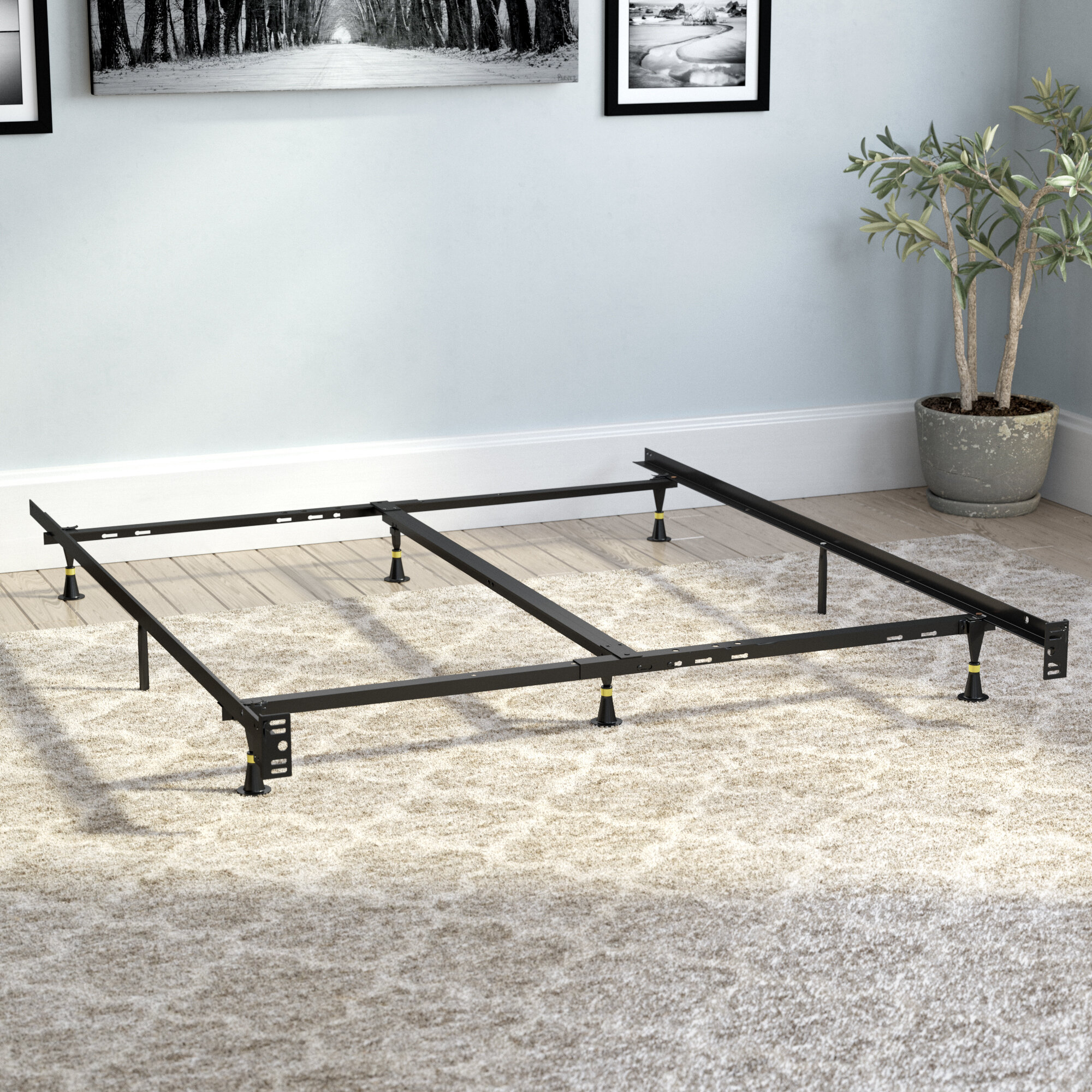 Symple Stuff Universal Bed Frame Reviews Wayfair