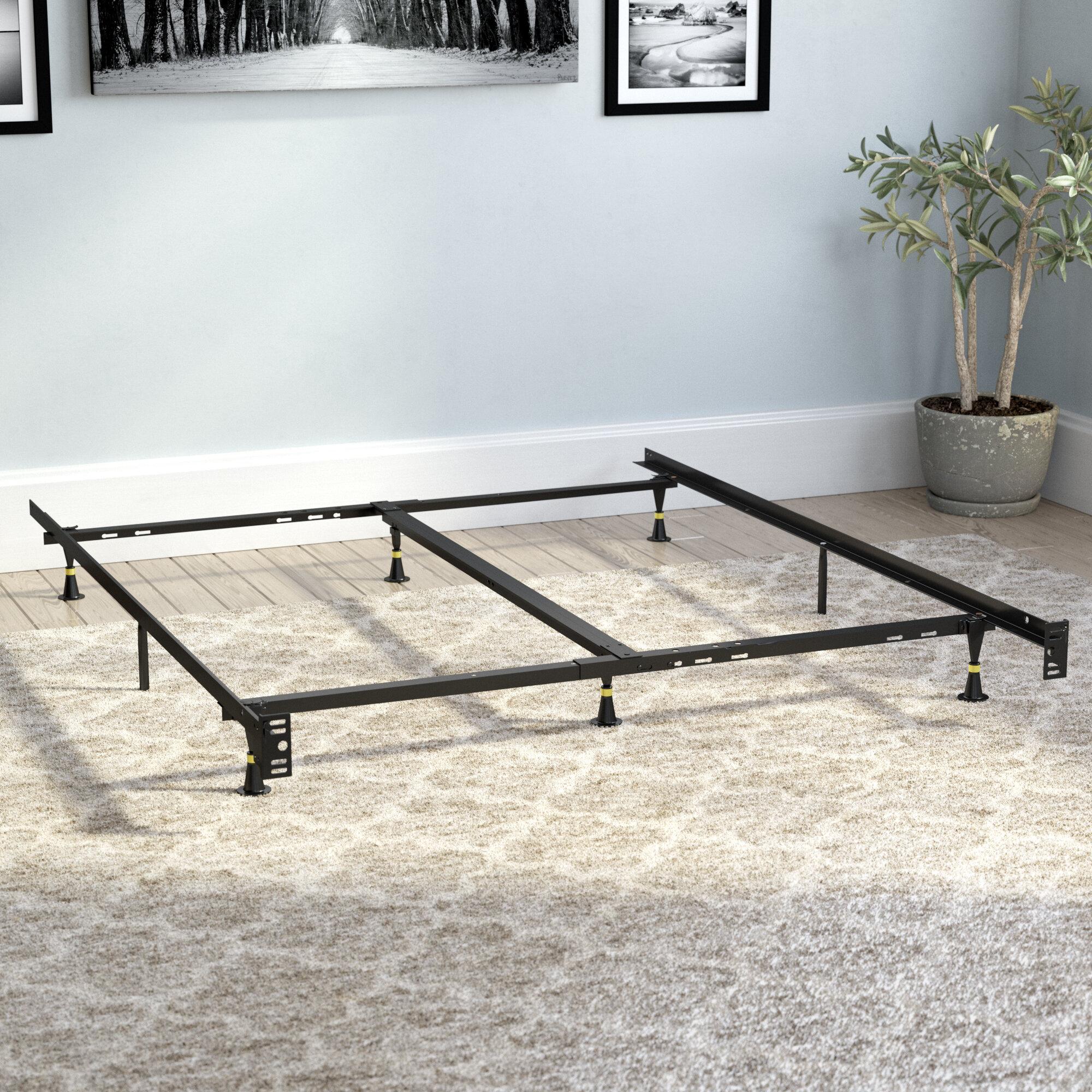 Symple Stuff Universal Low Profile Bed Frame & Reviews   Wayfair