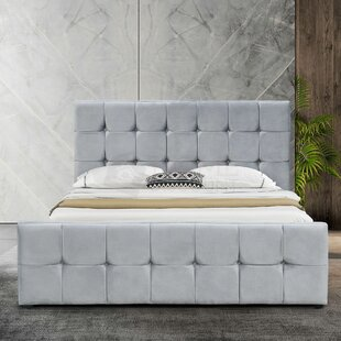 Connell Upholstered Ottoman Bed Frame By Rosdorf Park