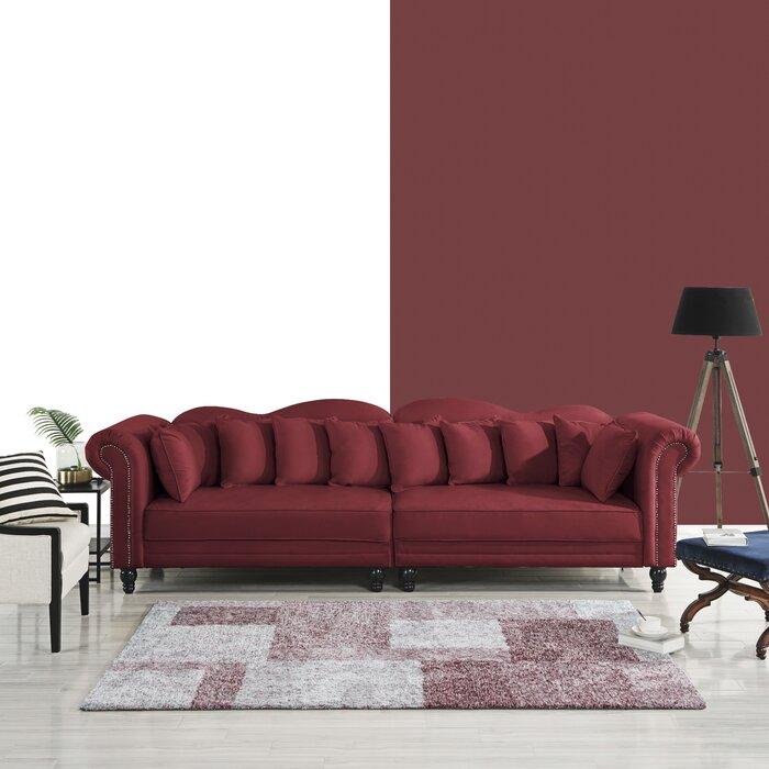 Strange Johnstown Large Chesterfield Sofa Unemploymentrelief Wooden Chair Designs For Living Room Unemploymentrelieforg