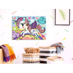 4 Piece Fant Canvas Art Set By Zoomie Kids