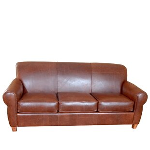 Elijah Leather Sofa