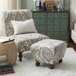 Mistana Yareli Slipper Chair