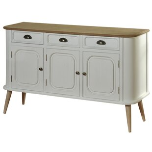 Highland Dunes Arwen 3 Drawer Dresser
