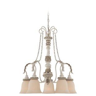 Astoria Grand Westerlund 5-Light Shaded Chandelier