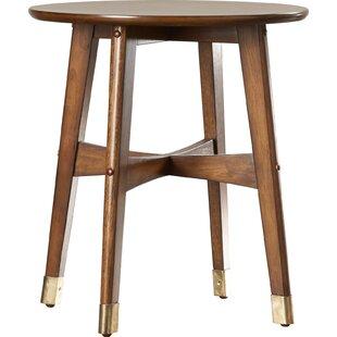 Ranchero Side Table By Ebern Designs