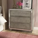 Huette 3 Drawer Accent Chest by Willa Arlo Interiors