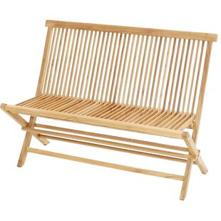 Briarcliffe Teak Bench By Sol 72 Outdoor