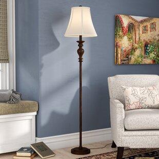 Best Price Millington 62 Floor Lamp By Charlton Home