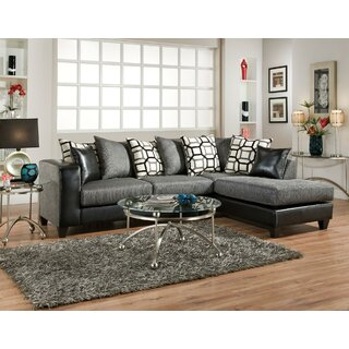 Altha Right Hand Facing Sectional by Latitude Run SKU:CD861986 Guide