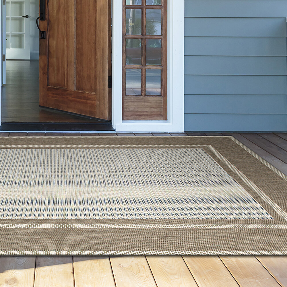 Laurel Foundry Modern Farmhouse Laverne Power Loom Sandy Beige Rug Reviews Wayfair