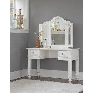 Harriet Bee Javin Vanity with Mirror