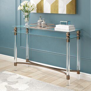 Augusto Console Table by Willa Arlo Interiors
