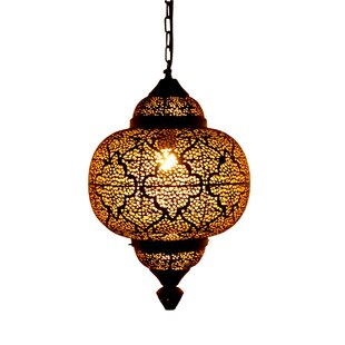 best website a85aa 82793 Moroccan Light Pendant | Wayfair.co.uk