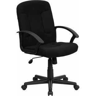 Symple Stuff Kropp Mid-Back Executive Chair