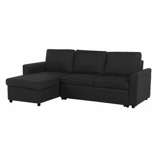 Winston Porter Brinker Sleeper Sectional