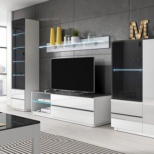 Orren Ellis Aquin TV Stand for TVs up to 60