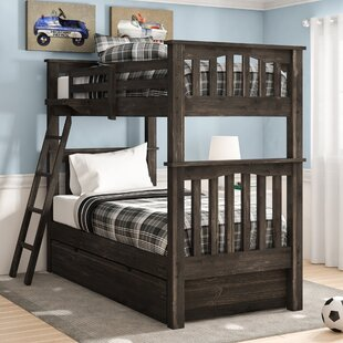 Stella Twin Bunk With Trundle by Grovelane Teen Modern