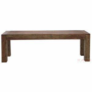 Küchenbank Authentico aus Holz von KARE Design