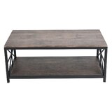 Haden Coffee Table with Storage by 17 Stories