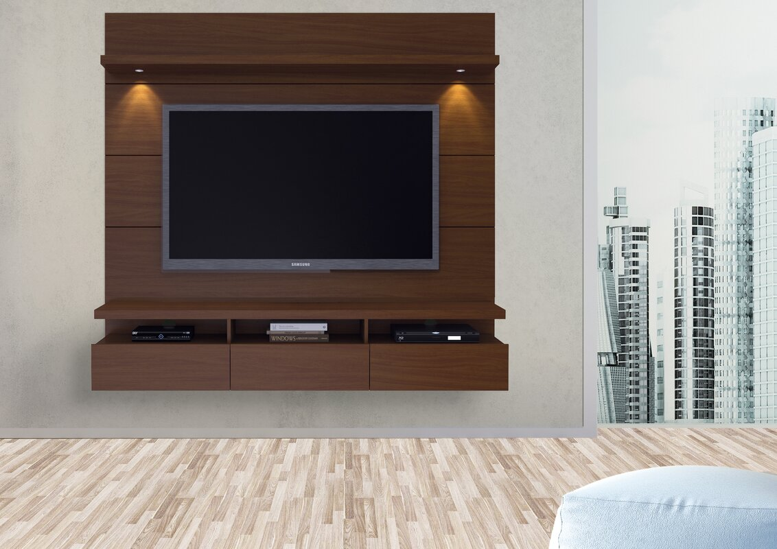 Julius Entertainment Center & Reviews | AllModern
