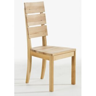 Angie Solid Wood Dining Chair By Gracie Oaks
