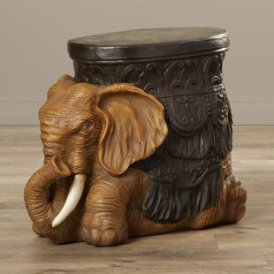 Allegheny Sculptural End Table
