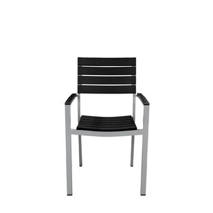 Vienna Stacking Patio Dining Chair