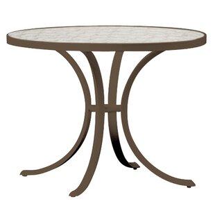 La'Stratta Plastic/Resin Dining Table by Tropitone