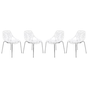 Eatontown Side Chair (Set of 4) by Wade Logan