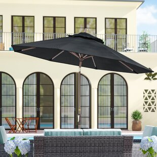 Mullaney 9' Market Umbrella by Beachcrest Home