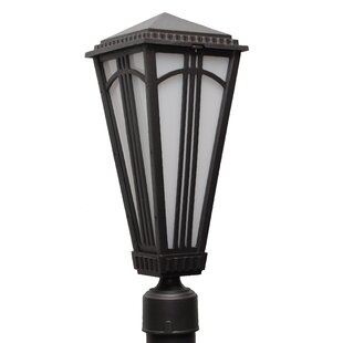 Find Petrey 1 Light 19.5 Post Lantern By Alcott Hill