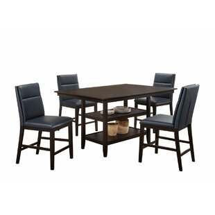 Latitude Run Lawing Counter Height Dining Table