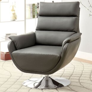A&J Homes Studio Kulm Swivel Lounge Chair