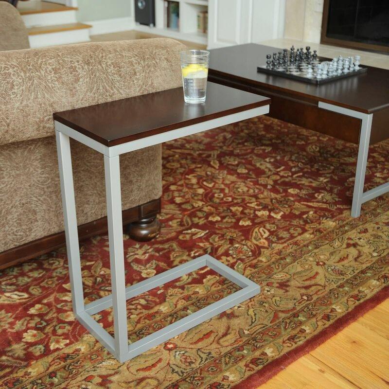 e2411490eadf Wrought Studio Mccollough Modern End Table   Reviews