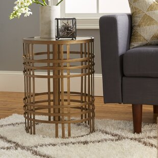 Buying Valerio Large Barrel End Table By Willa Arlo Interiors